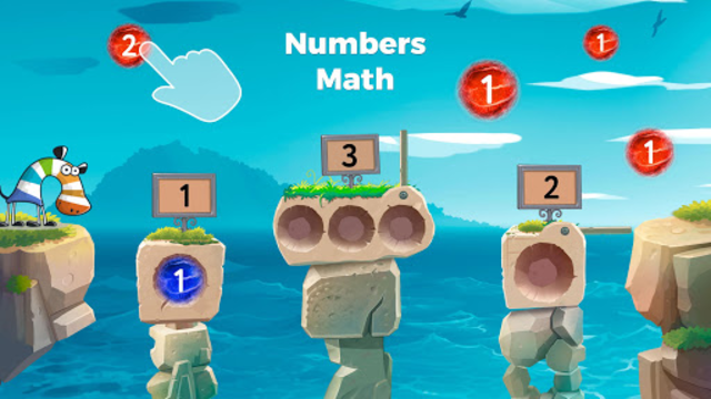 Zebrainy: learning games for kids and toddlers 2-7 screenshot 19