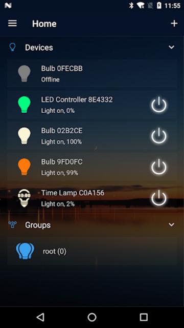 Magic Home Pro screenshot 1