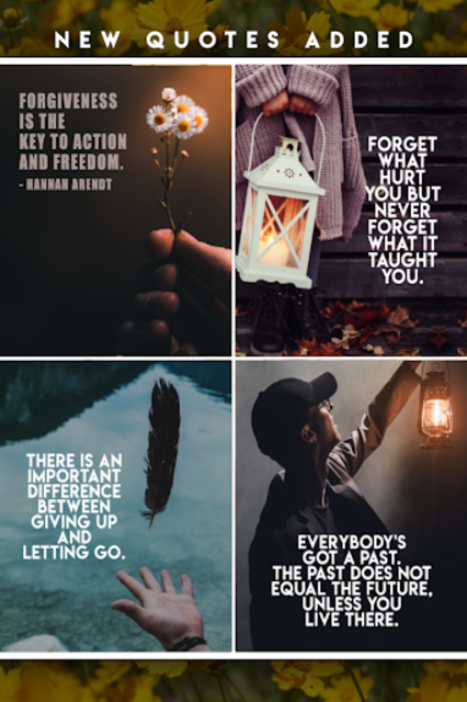 Letting Go Quotes screenshot 3