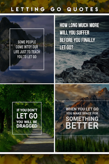 Letting Go Quotes screenshot 5