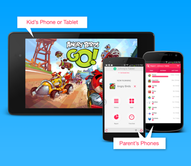 DinnerTime Plus (Parental App) screenshot 2