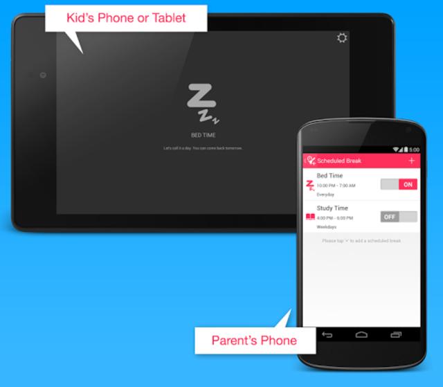 DinnerTime Plus (Parental App) screenshot 4