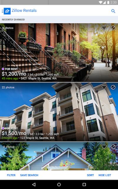 Apartments & Rentals - Zillow screenshot 11