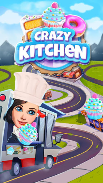 Crazy Kitchen: Match 3 Puzzles screenshot 5