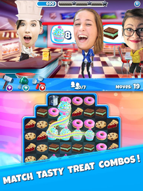 Crazy Kitchen: Match 3 Puzzles screenshot 13