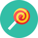 Jumpstart your Portfolio with Candy Target! professionally designed reaction app.