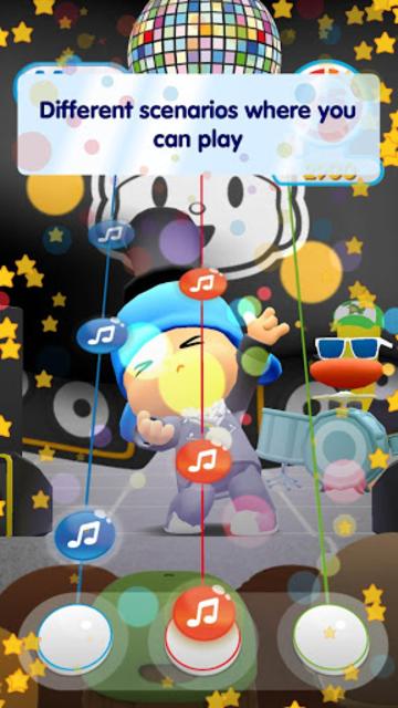 Pocoyo Tap Tap Dance screenshot 3