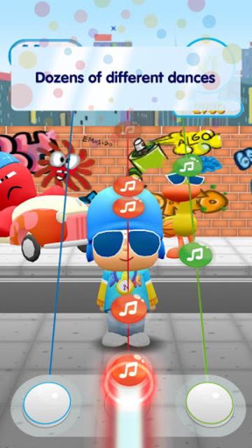Pocoyo Tap Tap Dance screenshot 4