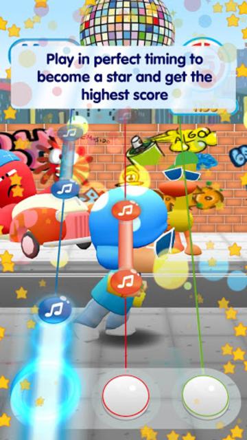 Pocoyo Tap Tap Dance screenshot 5