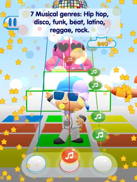 Pocoyo Tap Tap Dance screenshot 7