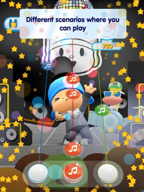 Pocoyo Tap Tap Dance screenshot 8