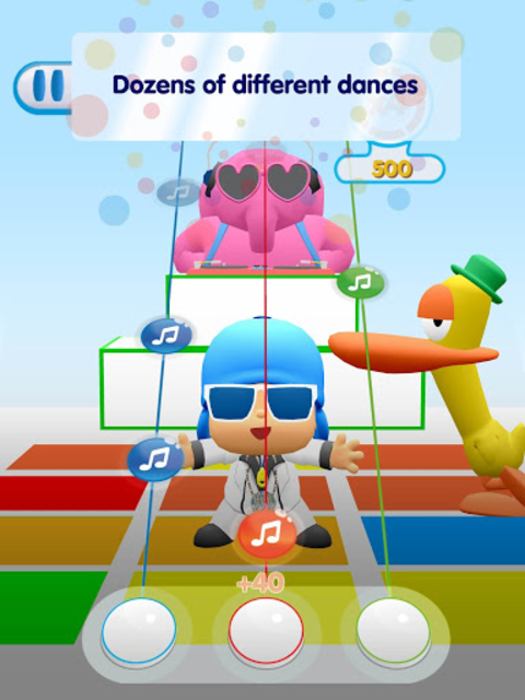 Pocoyo Tap Tap Dance screenshot 9