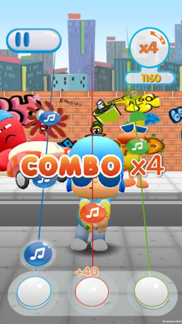 Pocoyo Tap Tap Dance screenshot 11