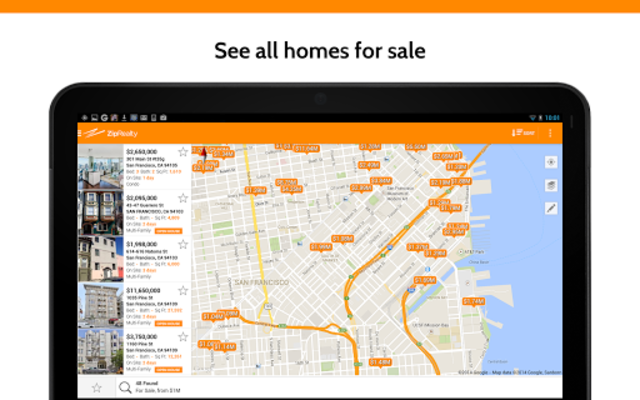 ZipRealty Real Estate & Homes screenshot 5