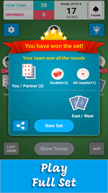 Card Game 29 screenshot 5