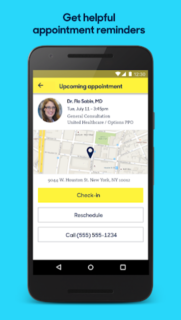 Zocdoc Find A Doctor & Book On Demand Appointments screenshot 6
