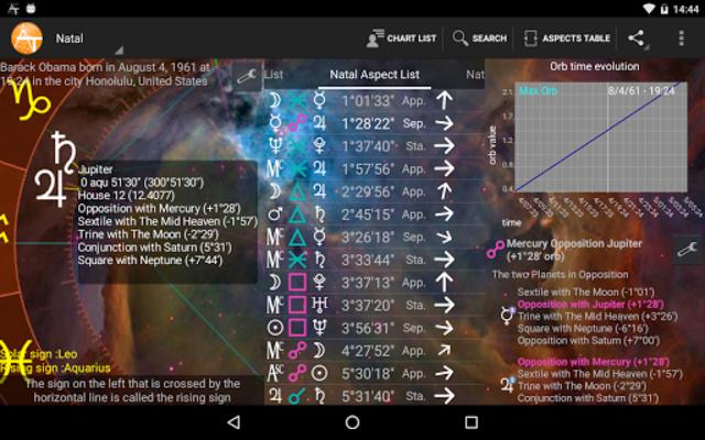AstroTab Pro screenshot 12