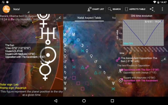 AstroTab Pro screenshot 14