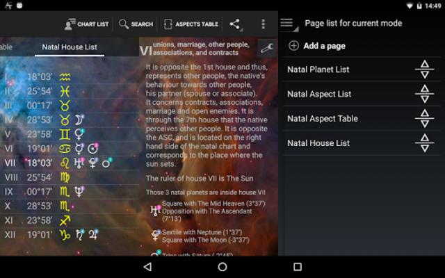 AstroTab Pro screenshot 15