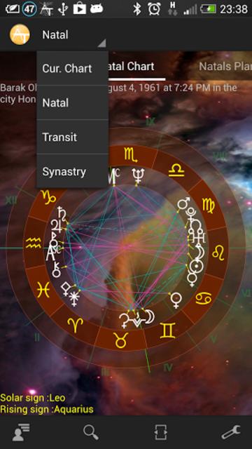 AstroTab Pro screenshot 1
