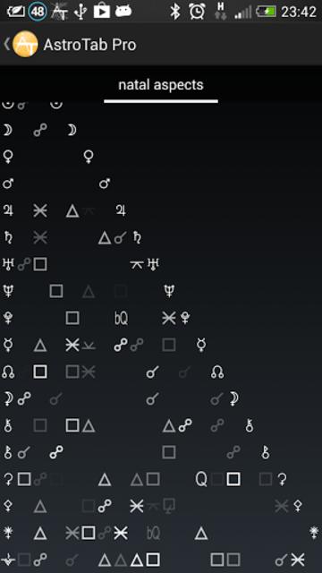AstroTab Pro screenshot 3