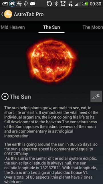 AstroTab Pro screenshot 5
