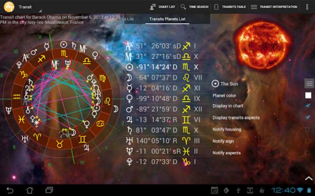 AstroTab Pro screenshot 7