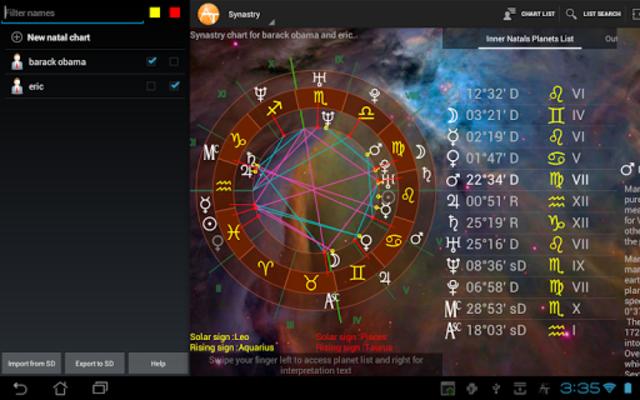 AstroTab Pro screenshot 9