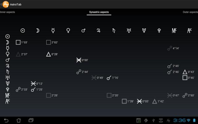 AstroTab Pro screenshot 10