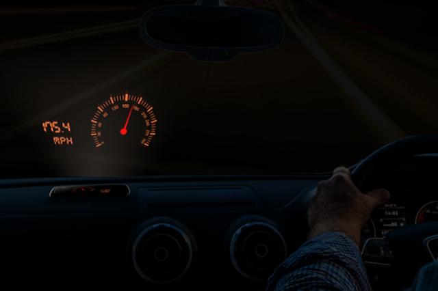 GPS Speedometer - Odometer, Distance Meter screenshot 1