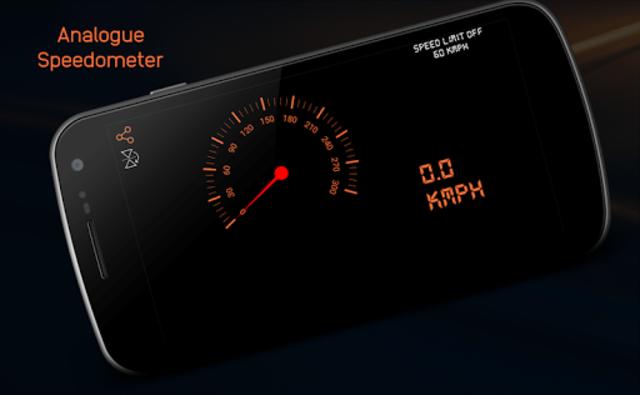 GPS Speedometer - Odometer, Distance Meter screenshot 3