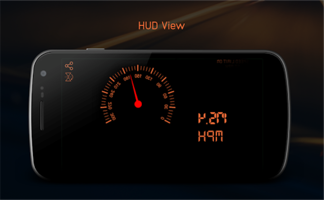GPS Speedometer - Odometer, Distance Meter screenshot 4