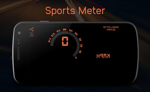 GPS Speedometer - Odometer, Distance Meter screenshot 5