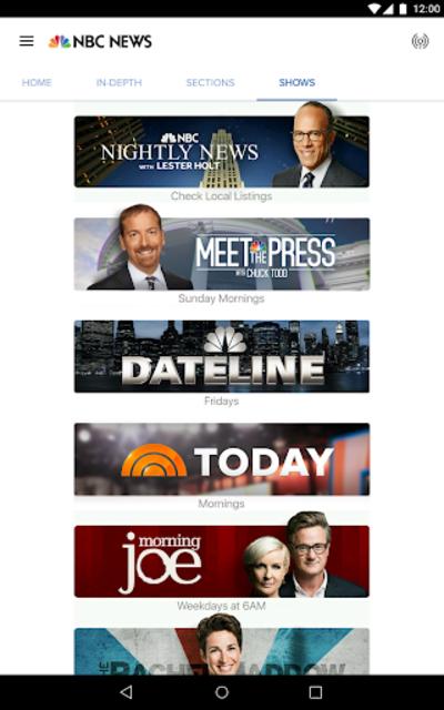 NBC News: Breaking News, US News & Live Video screenshot 19