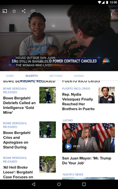 NBC News: Breaking News, US News & Live Video screenshot 20