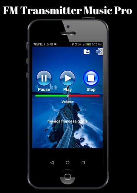 FM Transmitter Music Pro screenshot 4
