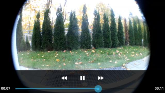 Zuricate Video Surveillance screenshot 4