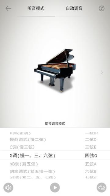 民乐调音器-海外版,针对非中国大陆用户 screenshot 2