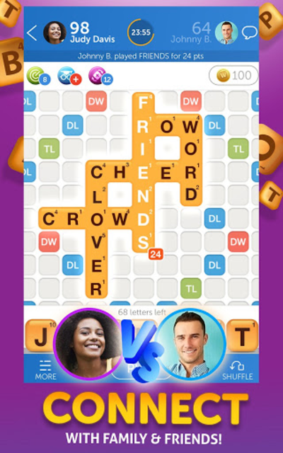 Words With Friends 2 - Board Games & Word Puzzles screenshot 2