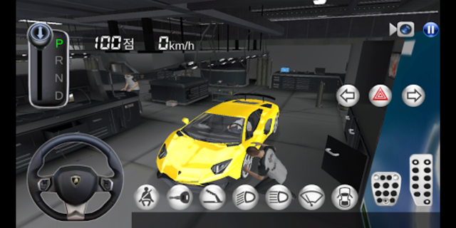 3D Driving Class screenshot 1