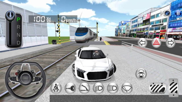 3D Driving Class screenshot 5