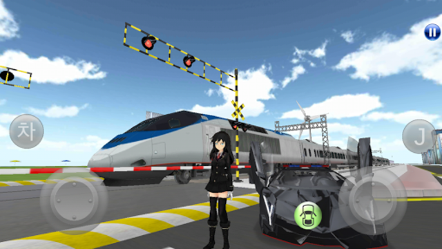 3D Driving Class screenshot 6