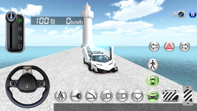 3D Driving Class screenshot 9
