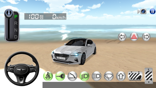 3D Driving Class screenshot 10