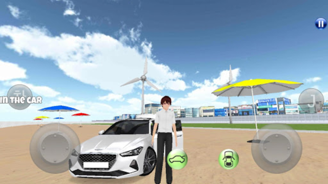 3D Driving Class screenshot 14