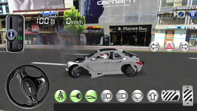 3D Driving Class screenshot 15