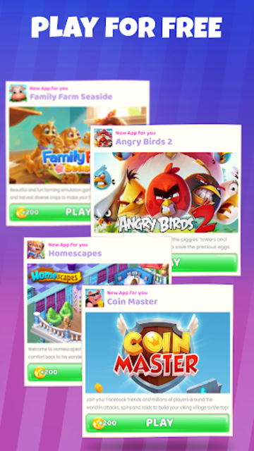 Coin Pop - Play Games & Get Free Gift Cards screenshot 2