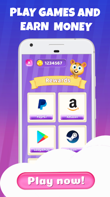 Coin Pop - Play Games & Get Free Gift Cards screenshot 5
