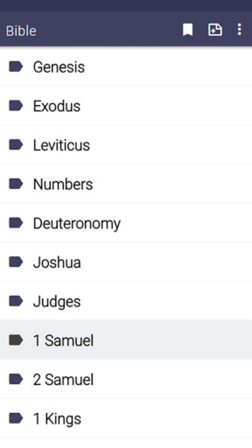 Complete Jewish Bible screenshot 27