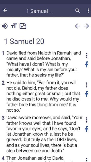 Complete Jewish Bible screenshot 32